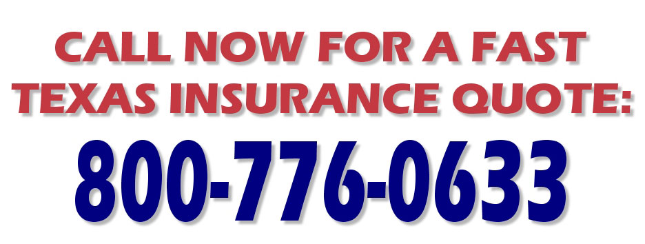 Call Us for a Texas windstom insurance quotation